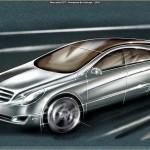 Concept Mercedes GST – Promesse Detroit 2001