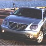 Pacifica Concept – Daimler-Chrysler – Détroit 2002