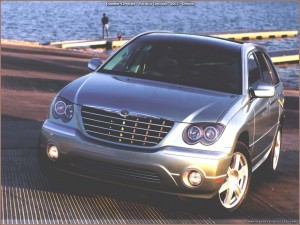 Pacifica Concept  alliance Daimler-Chrysler