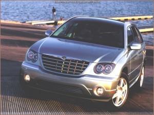 Pacifica Concept  alliance Daimler-Chrysler