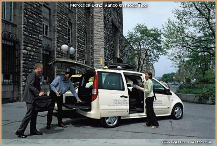 Le VANEO Taxi Compact