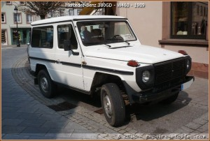 Mercedes Benz 300GD