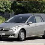 Corbillards – Mercedes R-Klasse pour des fins pratiques…