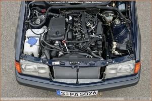 SWAP Retro-Moderne - Mercedes 190 D BlueEfficiency
