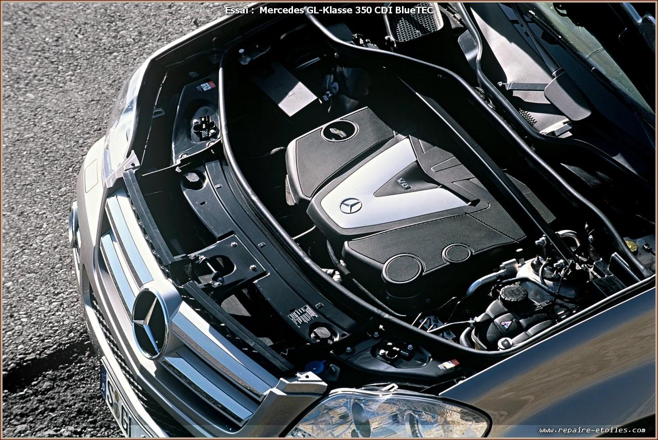 Gl Klasse 350 Cdi Bluetec Mercedes Essai