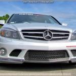 C74 Konzept RennTech – Mercedes-Benz C63 AMG bodybuldée