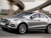 Teaser Mercedes MLC Coupe C166