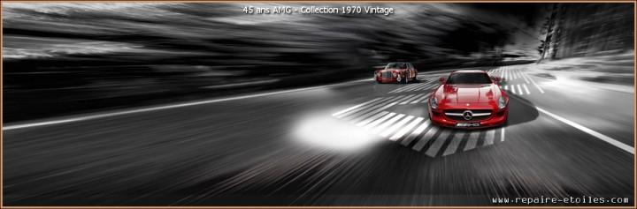 45 ans de Logo AMG