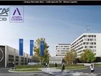 Credit Agricole CIB - Campus Mercedes-Benz by Altarea Cogedim