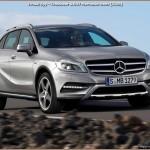 X156 – Virtual Spy – Crossover & SUV Mercedes