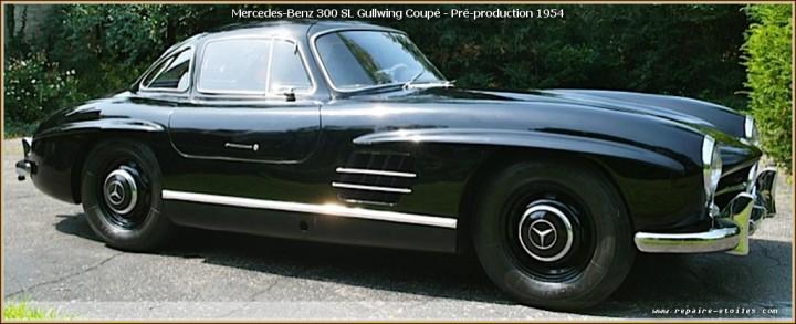 300 SL Gullwing Coupe