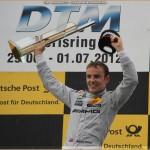 Norisring 2012 – DTM – Victoire sur le fil de Jamie GREEN