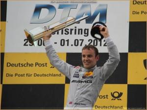 Norisring 2012, Victoire de Jamie GREEN
