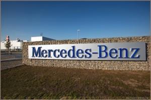 Ventes 2012-S1 de Mercedes-Benz