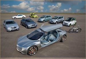 La Route du Futur selon Mercedes-Benz Daimler
