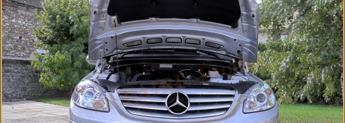 Insonorisant Capot Moteur – B200 – W245 – Mercedes