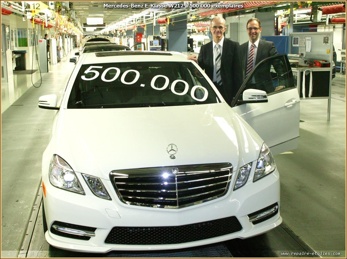500000-E-Klasse