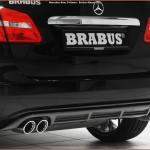 Brabus B-Klasse 2012 – Tunning  pour le Mercedes B-Klasse W246