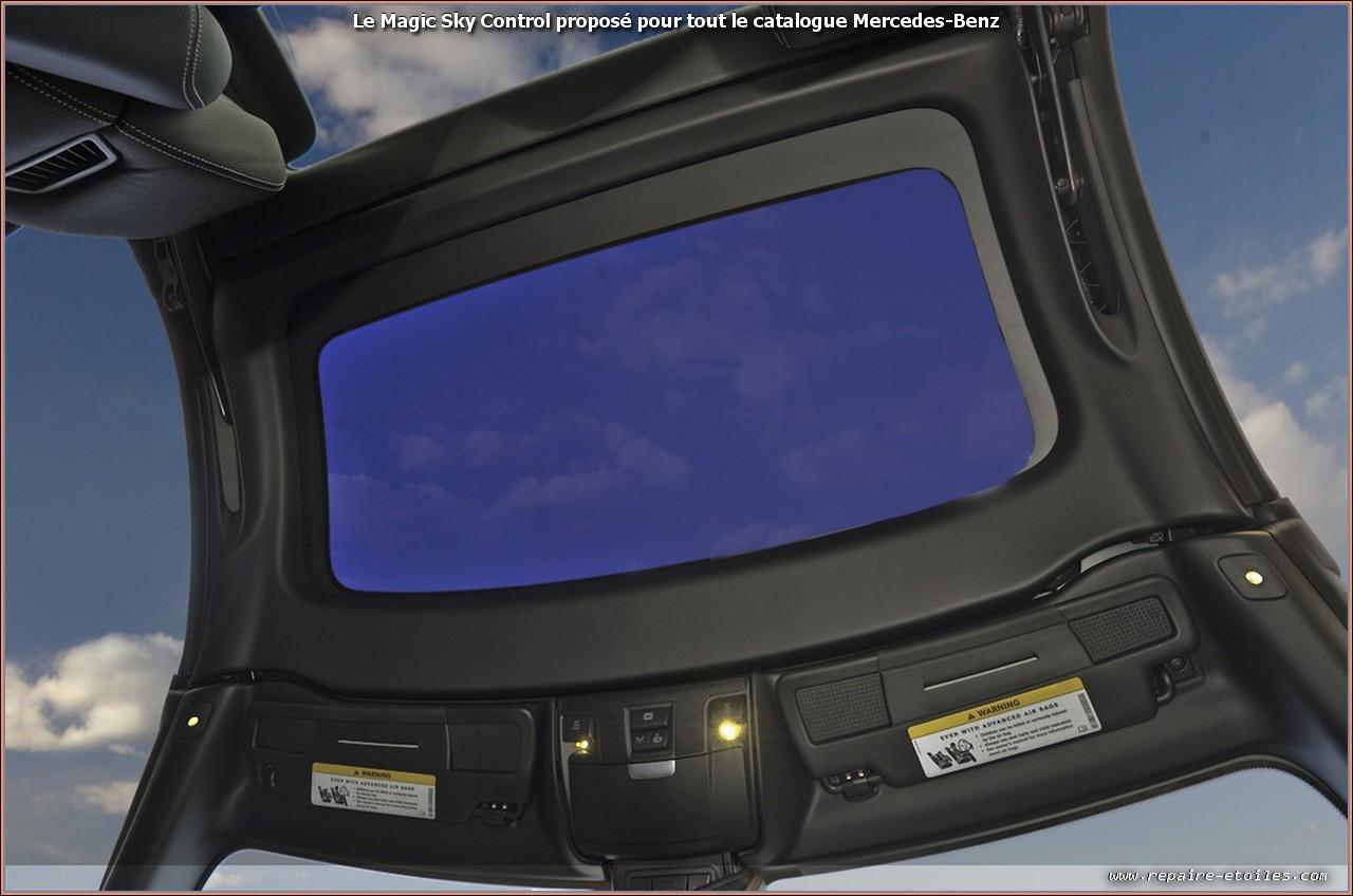 Magic Sky sur SLK-Klasse 350 - 2012 (1)