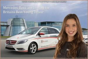 Meilleurs jeunes conducteurs Rechercher par Mercedes - Grande-Bretagne