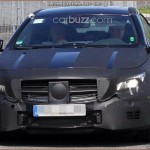 Spy Shots : Mercedes CLA 45 AMG – C117 (Coupé)