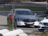 Mercedes CLS Shooting-Brake X218 Face-lift 2015 Spy-shots