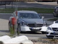 Mercedes CLS Shooting-Brake X218 Face-lift 2015 Spy-shots