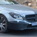 Mercedes CLS Shooting-Brake Face-Lift 2015