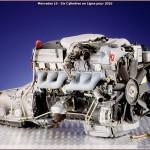 Mercedes L6 – Six Cylindres en Ligne pour 2016