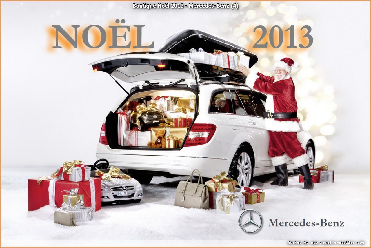 noel 2013 mercedes boutique mercedes benz code promo. Black Bedroom Furniture Sets. Home Design Ideas