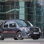Mercedes CITAN revisité par Hartmann Tuning