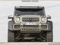 Mercedes G-Klasse AMG 6x6