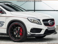 Mercedes GLA 45 AMG Concept - Los Angeles 2013