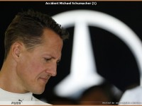 Accident Michael Schumacher