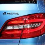 4MATIC  – Transmission intégrale sur les compacts Mercedes