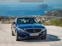 Mercedes nouvelle C-Klasse 2014 (W205) pour Detroit