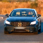 Mercedes CLS 63 AMG Face Lift 2015 – Spy-Shots
