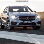 Mercedes GLA 45 AMG – Dossier de presse Officiel MB