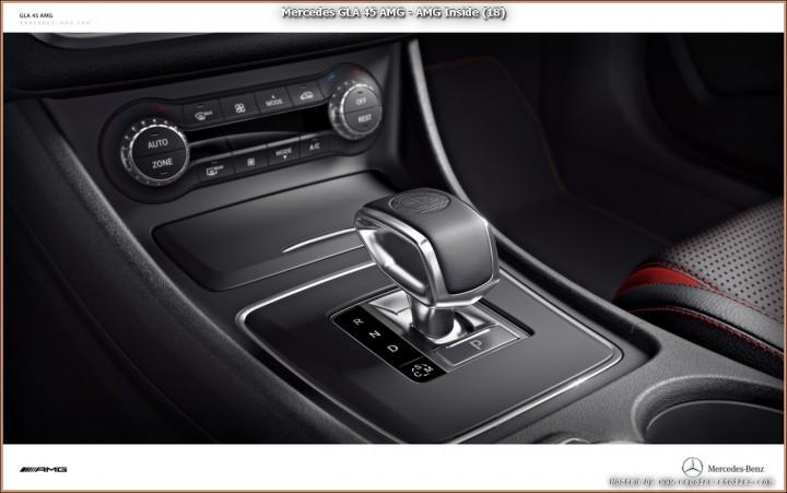Mercedes GLA 45 AMG