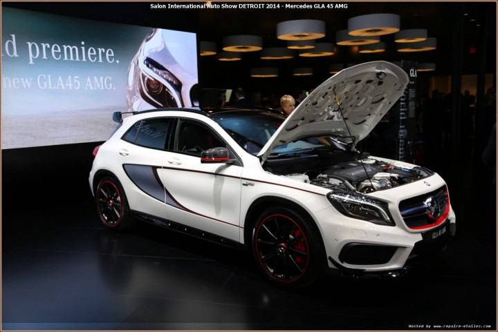 Salon International Auto Show DETROIT 2014