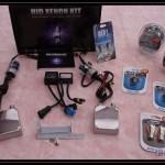 Comparatif : Kit HID-Xenon VS Lampe Halogène H7