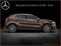 Mercedes GLA-Klasse (X156) - Pack OFFROAD Presentation