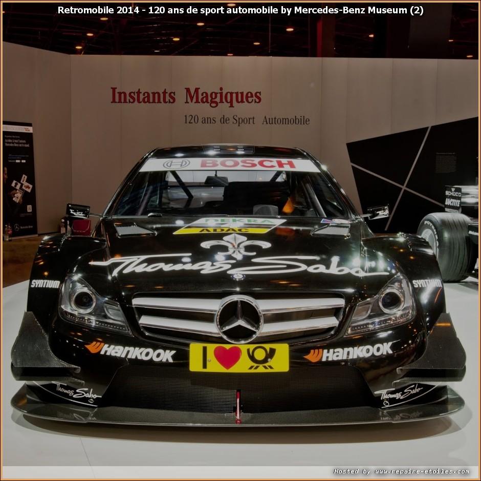 Mercedes Benz Service D: 120 Ans De Sport En Étoiles