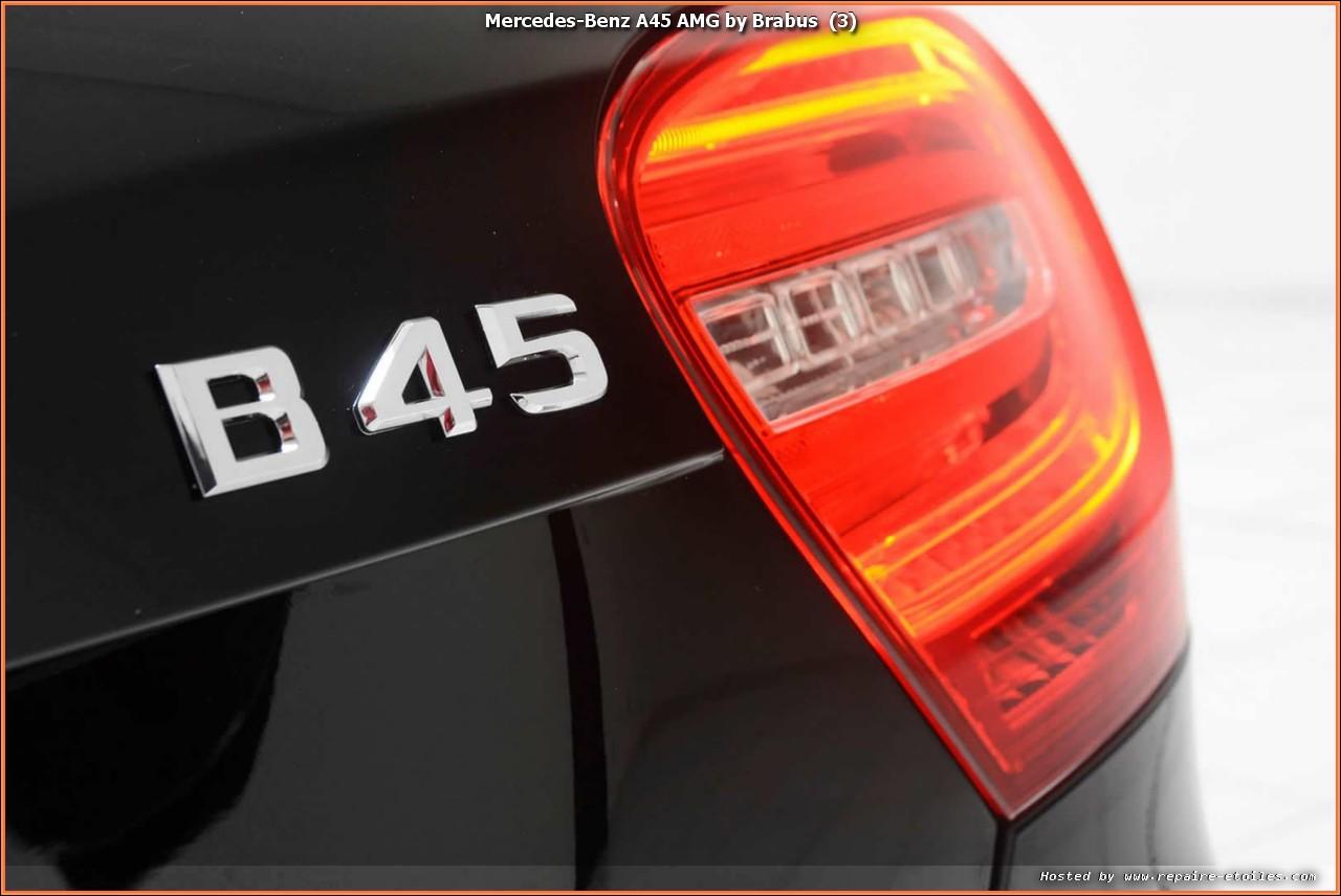 Kit Brabus B45 PowerXtra CGI 400ch