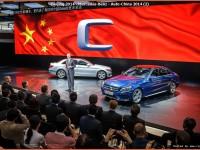 Mercedes Beijing 2014