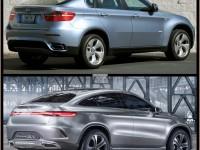 Comparaison MLC vs BMW X6