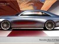 Mercedes-Benz U-Klasse concept 2021