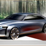 U-Klasse Mercedes-Benz Concept – Somptueux Salon Roulant