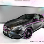 A45 AMG ERIKA – Le One-OFF Pink Edition by Performance AMG Studio