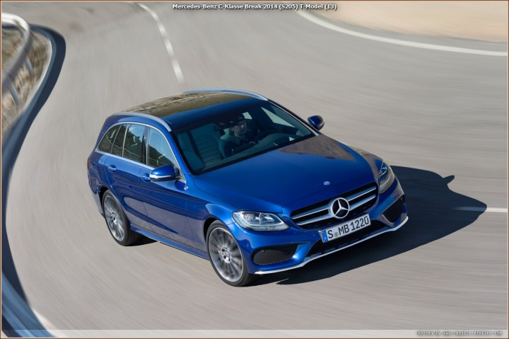 Mercedes-Benz C-Klasse Break 2014 (S205) T-Model (13)